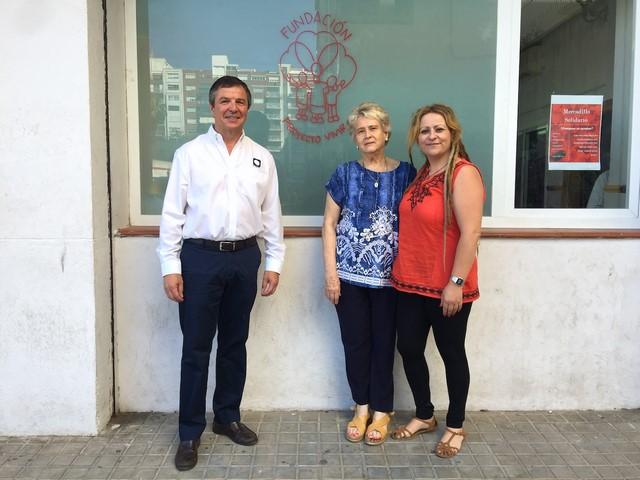 Donación de enfriadores evaporativos a diversas entidades sociales de Valencia