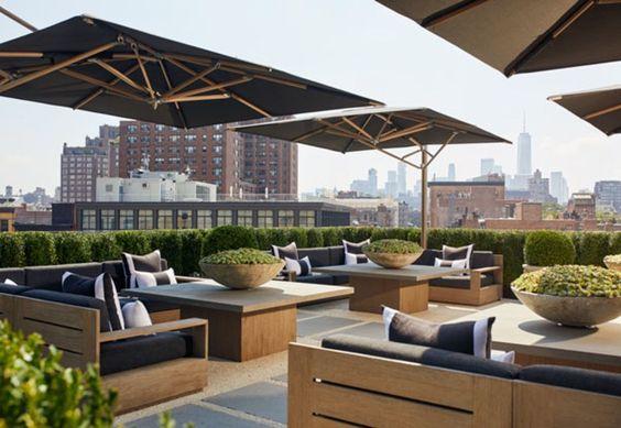 Disfruta de tu terraza exterior favorita, incluso en invierno