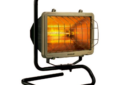 M CONFORT Waterproof Infrared Halogen Heater