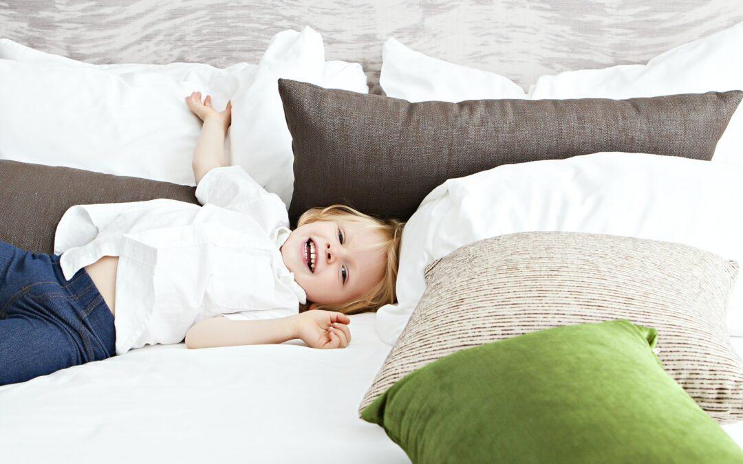 Temperatura ideal en una casa con niños