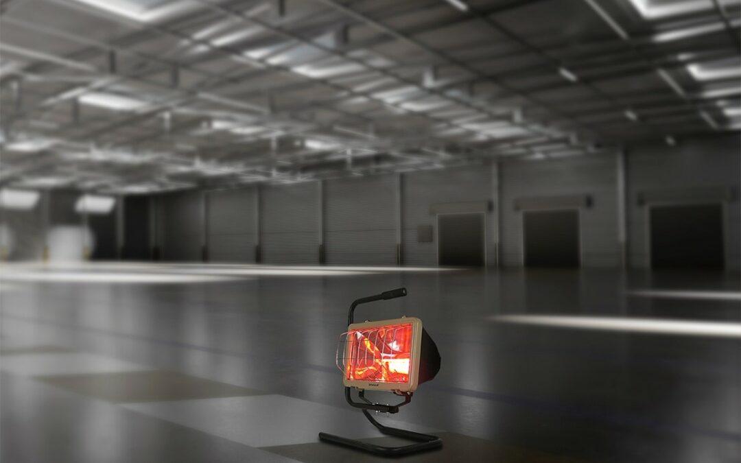 Calefactores halógenos infrarrojos vs estufas de gas