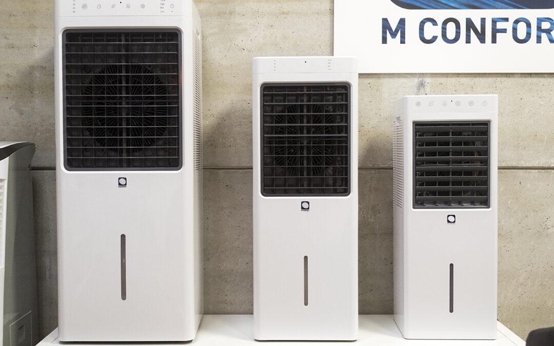 MCONFORT ELITE 7: El enfriador para espacios reducidos